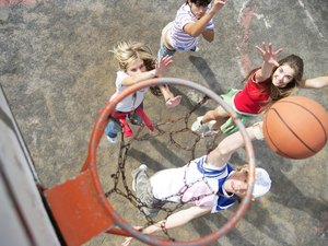 Does Basketball Help Your Lung Capacity?