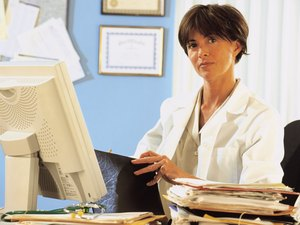 Administrative Health-care Jobs That Do Not Require a Medical Degree