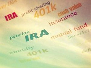 Can I Put Pension Money Into a Roth IRA?
