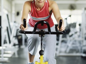 Stationary Bicycle Exercises