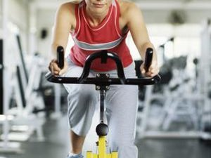 Spin Bike Intensity Training
