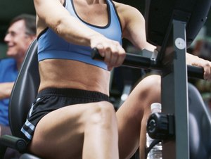 Recumbent Bike Workout Plan