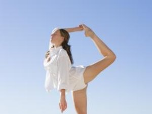 Five-Minute Yoga Exercises for the Mornings
