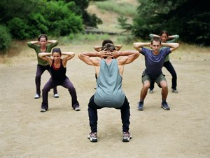 Creative Boot Camp Exercises