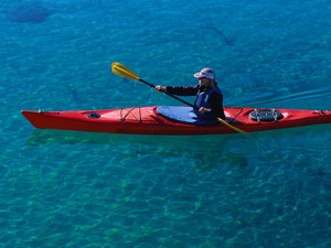 Kayak Racing Training