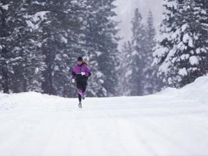 Cold Weather Running With Compression Tights Vs. Sweatpants