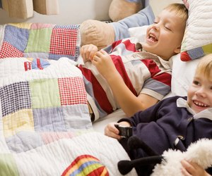How To Use Regular Sized Crib Bedding For A Mini Crib