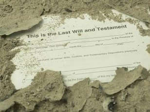 Unearthing a missing last will and testament can be difficult.