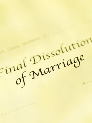 It's unwise to ignore a court order during divorce proceedings.
