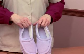 [Article Image] - The Best Slippers for the Elderly