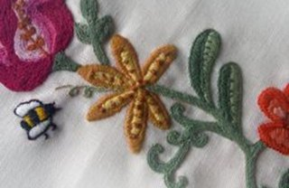 [Article Image] - How to Embroider With Yarn