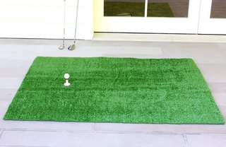 [Article Image] - How to Build Your Own Golf Mat