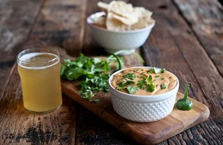 [Article Image] - Slow Cooker Jalapeno Beer Cheese Dip