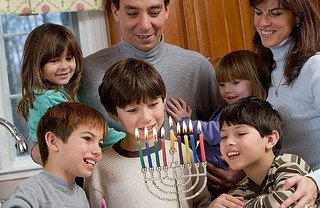 [Article Image] - Recite the 3 Hanukkah Blessings