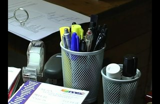 [Article Image] - How to Organize Home Office Supplies