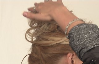 [Article Image] - Updo Hair Techniques