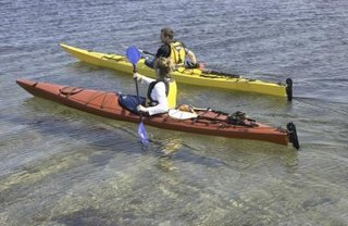 [Article Image] - Flat Water Kayak vs. Ocean Kayak
