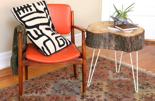 [Article Image] - Make Rustic End Tables