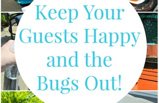 [Article Image] - Backyard BBQ: 5 Ways to Keep Your Guests Happy and the Bugs Out