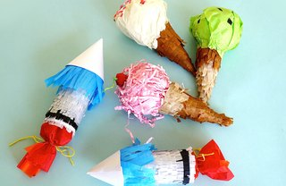 [Article Image] - Mini Pinata Party Favors