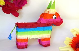 [Article Image] - How to Make a Donkey Pinata