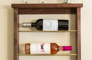 [Article Image] - Build a Wine Rack