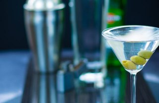 [Article Image] - How to Make a Proper Dirty Martini