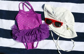[Article Image] - 8 Beach Essentials for Baby