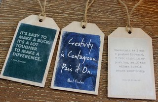 [Article Image] - Travel in Style with Quote Luggage Tags