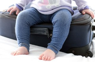 [Article Image] - Flying With Baby: What to Pack for the Plane