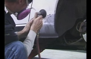 [Article Image] - Preparing Metal Body Filler: Car Restoration Tips