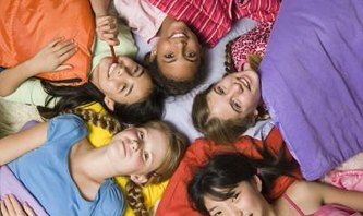 Birthday Party Ideas for Kids' Sleepovers