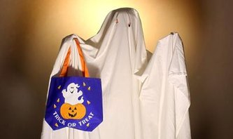Halloween Block Party Games: Guess What Is in the Bag
