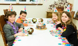 Ideas for a Ninth Birthday Unisex Party