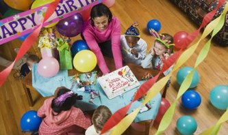 Birthday Party Games for Juveniles