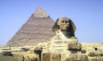 Attractions in Giza, Egypt