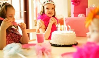 Enchanted Kingdom Birthday Party Ideas