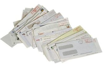 Envelope-stuffing scams are one type of potentially illegitimate work-from-home opportunities.