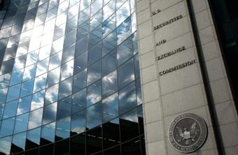 The SEC holds chief executives liable for proper disclosure on financial statements.