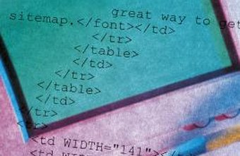View a page's HTML code through your browser.