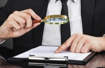 Forensic accountants are persistent and inquisitive.