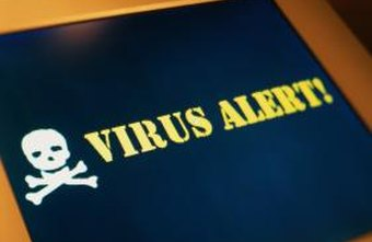The free version of AVG AntiVirus software quarantines viruses.