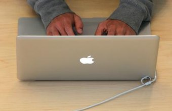 Use your Apple ID or installation disc to reset your MacBook's password.