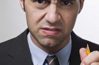 A hostile or jealous co-worker can create a miserable work environment.