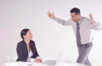 Management should never tolerate unprofessional remarks between employees.