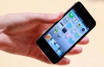 The iPod Touch will accommodate as many games as the remaining memory can hold.