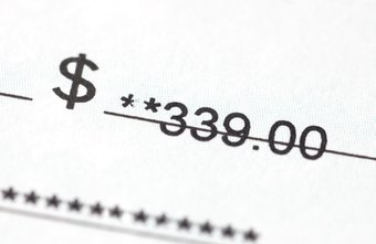 Retailers often accept business checks as a form of payment from customers.