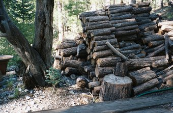 Selling firewood can be a profitable full- or part-time business.