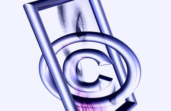 Copyright and trademark cover different areas of intellectual property.