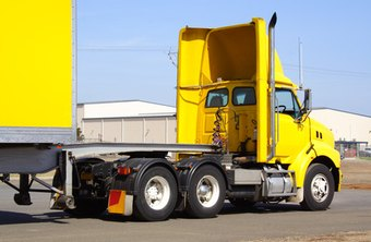 Truck drivers may qualify for a variety of grants.